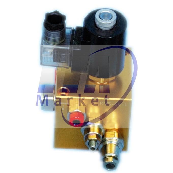 VALVULA LEVANTE INTEGRAL LIFTING KVS-04TL-NC-A22 220VAC N. ABIERTA