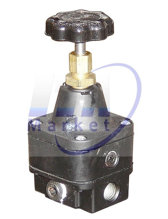 REGULADOR PRESION CONEX 1-4 RANGO 15-150PSI S-MANOME MOD 11-018-100